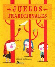 Traditional games #book. Juegos Tradicionales.