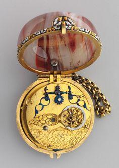 Charles Bobinet - Reloj -  Museo Metropolitano de Arte
