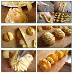Kuğu şeklinde kurabiye yapımı | Mutfak | Pek Marifetli!