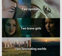 Hunger Games and Divergent......which in your opinion is better? I haven't read divergent.I think hunger games.Hunger Games is awesome compared to divergent.