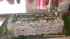 Model of the Proposed Permas City