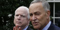 John McCain, Chuck Schumer Call For Select Committee To Investigate Russia Hacks | The Huffington Post
