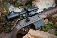 BAR Action in Straight Pull Elegance - The Browning Maral - Hunting Rifles, Archery Hunting, Bow Hunting, Coyote Hunting, Pheasant Hunting, Bushcraft, Deer Camp, Bolt Action Rifle, Bowfishing
