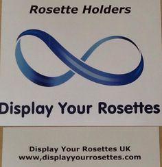 Look For Our Logo when you purchase  Display Your Rosettes UK