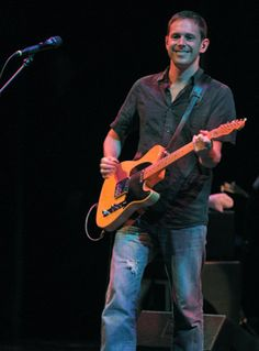 Glen Phillips...you know, Toad the Wet Sprocket