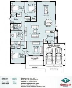 En Yeni Model Tek katlı ev planları plan örnekleri galeri resmi