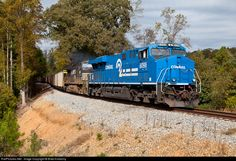 RailPictures.Net Photo: NS 8098 Norfolk Southern GE ES44AC at Buchanan, Georgia by Brad Kindschy
