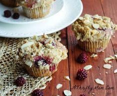 Blackberry Muffins, Money Saving Recipes, breakfast recipe