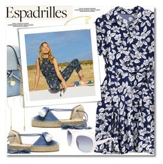 """""""Espadrilles"""" by paculi ❤ liked on Polyvore featuring Soludos and espadrilles"""