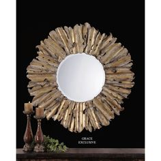 You'll love the  Hemani Mirror at Wayfair - Great Deals on all Décor  products with Free Shipping on most stuff, even the big stuff.