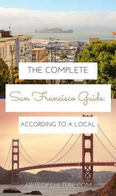 Looking for things to do in San Francisco, California? Here you'll find a local's take on things to do, foods to eat, and more in San Francisco, California!