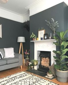 The Ultimate Guide: Perfect Vintage Living Room Design! The Ultimate Guide: Perfect Vintage Living Room Design! - The Ultimate Guide: Perfect Vintage Living Room Design! The Ultimate Guide: Perfect Vintage Living Room Design! Mid Century Modern Living Room, Elegant Living Room, New Living Room, Living Room Modern, My New Room, Living Room Interior, Living Room Designs, Dark Green Living Room, Green Living Room Ideas