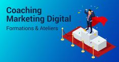 Coaching, formation, atelier en Marketing Digital | Coach Digital Inbound Marketing, Digital Marketing, Coaching, Business Model, Marketing Products, Lead Generation, Online Marketing, Job Search, Training
