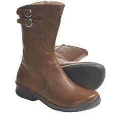 Keen Bern Low Boots - Leather (For Women)