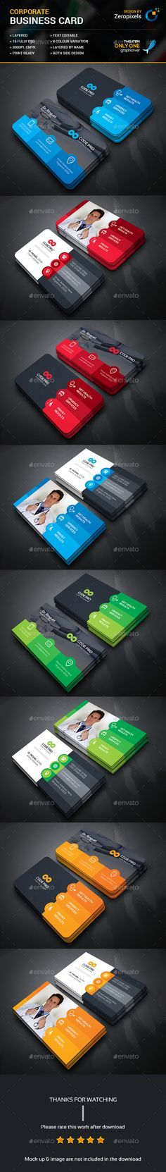 Medical Doctor Business Card Template PSD