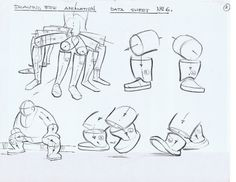 Art Reference Character Design Anatomy - Best Of Art Reference Character Design Anatomy, Academy Of Art Character and Creature Design Notes Foot Reference Character Design Cartoon, Character Design Animation, Character Design References, Character Reference, 3d Character, Cartoon Sketch Drawing, Storyboard Drawing, Cartoon Drawings, Caricature