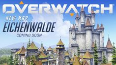 What do you guys think of the Map preview in Overwatch? #gaming #games #gamer #videogames #videogame #anime #video #Funny #xbox #nintendo #TVGM #surprise