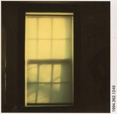 Walker Evans, Polaroid