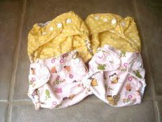 Morning by Morning Productions: Cloth Diapers