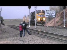 Union Pacific Big Boy 4014 Over Sherman Hill