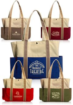 Imprinted shoulder bags in bulk cheap wholesale prices for all your promotional needs. Get our dual colored shoulder bags with your logo or artwork. Custom Tote Bags, Personalized Tote Bags, D Lab, Tote Bags Online, Printed Tote Bags, Reusable Bags, Bag Making, Paper Shopping Bag, The Help