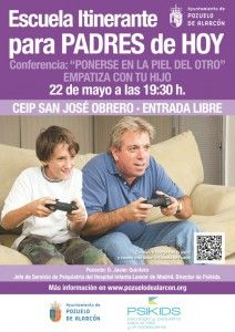 """Conference """"step into the shoes of the other"""" 22 May. #Medico #salud #psicólogos #aprendizaje"""