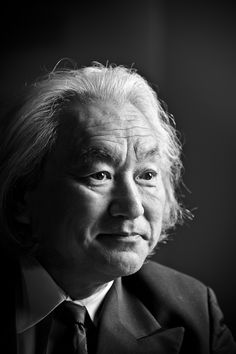 Michio Kaku, Theoretical Physicist, Futurist and excellent communicator...makes complex theories comprehensible