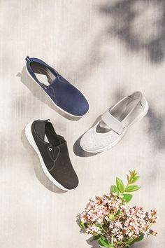 The Easy Spirit Gilaria is a sporty mary jane style and a perfect casual  option for e963c763f2bd6