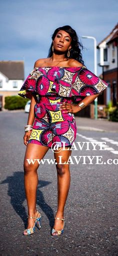 4be43bc3b7b 253 Best African print Jumpsuits images