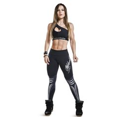 Kryptonite Ultimate Legging - need this outfit pronto! Sport Fashion, Fitness Fashion, Alice Matos, Fitness Models, Estilo Fitness, Fitness Photoshoot, Girls In Leggings, Moda Fitness, Gym Wear