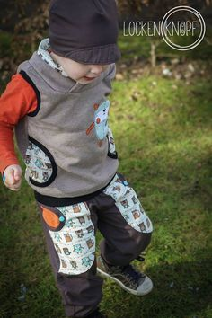 Jogging Rockers Freunde Jogging Rockers, Fashion Sewing, Kids Fashion, Sewing For Kids, Kind Mode, Lady, Children, Boys, How To Make