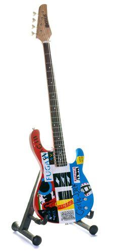 Flea's bass-maybe