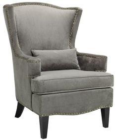 Testoni Wing Back Chair