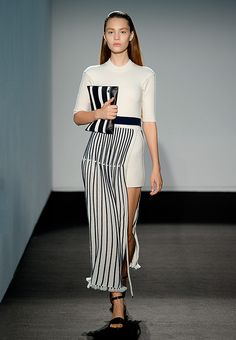 Allude SS2014 look # 22
