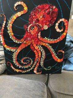Beach Crafts, Fun Crafts, Arts And Crafts, Soda Can Crafts, Soda Can Art, Bottle Cap Art, Bottle Cap Crafts, Bottle Cap Projects, Beer Cap Art