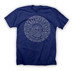 Chain Breakers Union T-Shirt | Twin Six