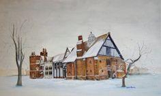 Gainsborough Old Hall Northside