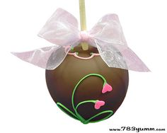 Chocolate-Dipped Apples (not available for delivery) Chocolate Covered Apples, Chocolate Strawberries, Chocolate Dipped, Caramel Apples, Carmel Candy, Gourmet Candy Apples, Chocolates, Apple Pop, Fruit Centerpieces