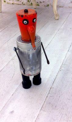 Ibrido Adotta un robot! Massimo Sirelli Project @evvivanoé Cherasco