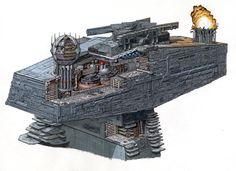 Cortes Tecnicos : Star Wars