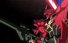 Sinanju - Gundam Unicorn