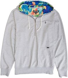 VOLCOM DENNIS PULLOVER FLEECE  Mens  Clothing  Hoodies | Swell.com