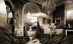 George Grie Creates Spectacular, Surreal Worlds - My Modern Metropolis