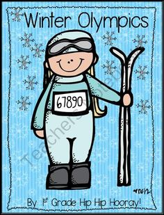Browse over 530 educational resources created by First Grade Hip Hip Hooray in the official Teachers Pay Teachers store. 2018 Winter Olympics, Winter Olympic Games, Winter Games, Winter Activities, Classroom Activities, Classroom Ideas, Olympic Idea, Olympic Crafts, Teaching Kindergarten