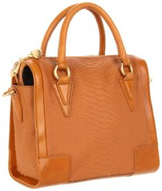 PLV Roma Satchel - want it, need it.