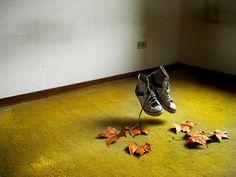Levitation by Simon Pais.