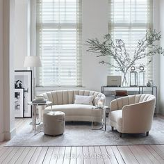 Soft Colors, Colours, Beautiful Mirrors, Unique Furniture, Living Spaces, Sweet Home, Couch, Interior Design, Elegant