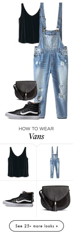 """""""Untitled #1567"""" by effyhouston on Polyvore featuring MANGO, Relaxfeel, Vans, women's clothing, women's fashion, women, female, woman, misses and juniors"""