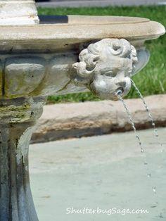 Fountains of Kansas City:  Romany Fountain