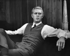 Steve McQueen | The Thomas Crown Affair | 1968 | as Thomas Crown